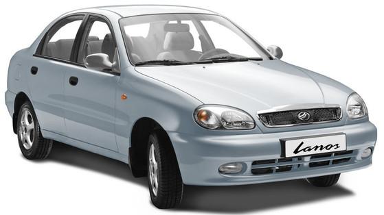 Део ланос цена украина новые авто